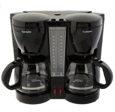 The Best Features Of A Dual Coffee Maker